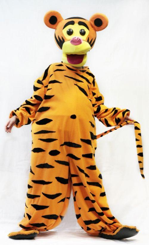 Тигр костюм своими руками 717