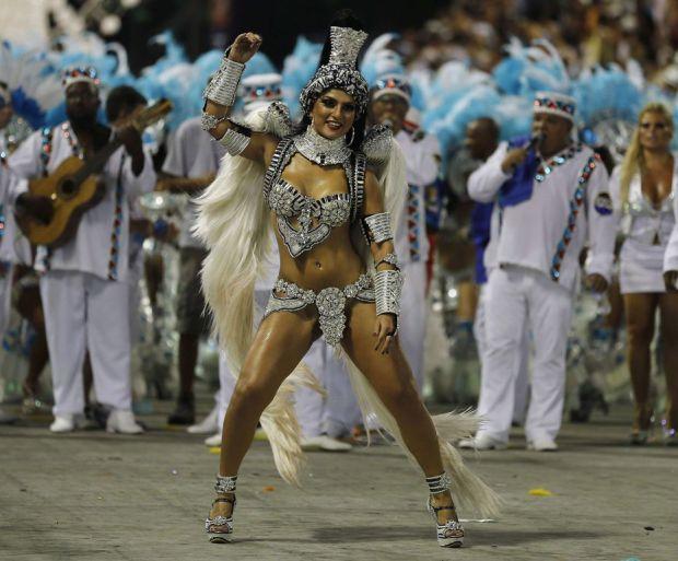 Карнавал в рио 2014 фото