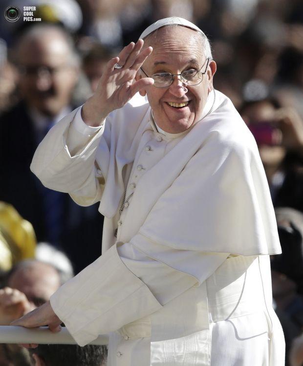 Папа Римский: Кто я такой, чтобы судить геев? , фото 1 :: Новости N - Никол