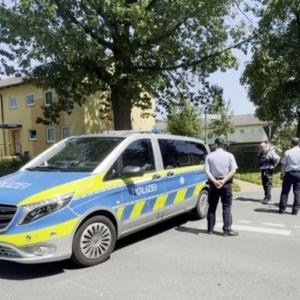 В Германии неизвестный открыл стрельбу: есть жертвы