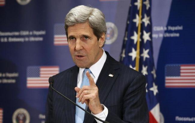 Керри: США потратили $3,4 млрд назащиту союзников от«провокаций» РФ