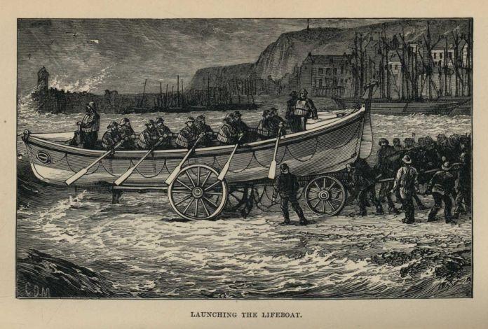 Картинки по запросу 1790 - В Англии впервые в мире испробована на море спасательная шлюпка.