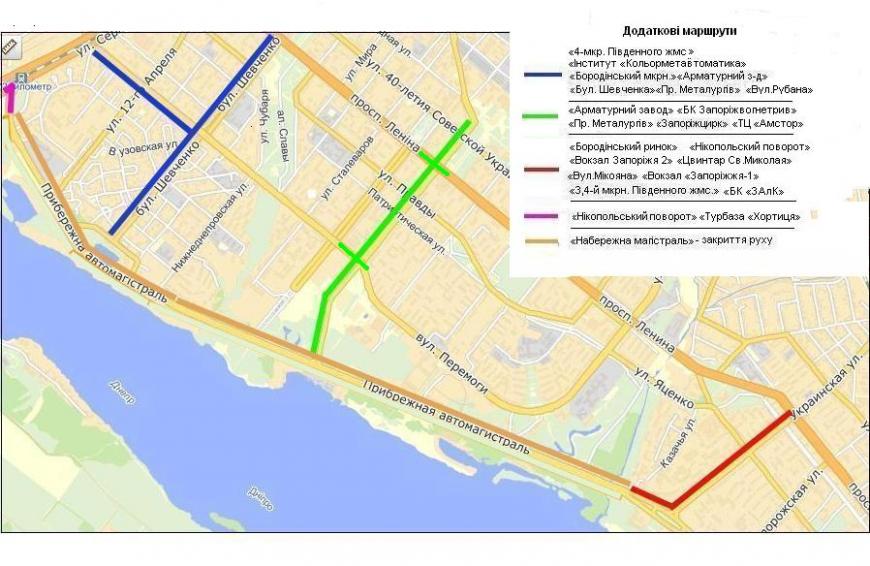 Троллейбусные маршруты