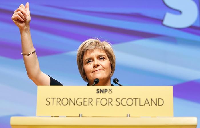 Стало известно отношение Терезы Мэй котделению Шотландии от Англии