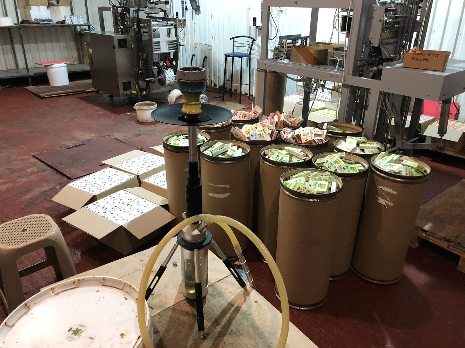 Заводы по производству табачных изделий оптом одноразовые сигареты москва