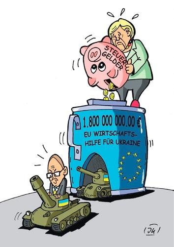 фото карикатуры на украину