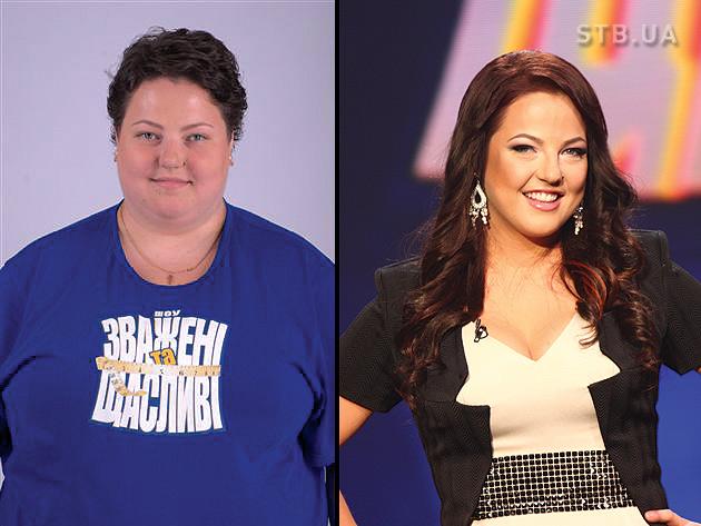 похудела на 54 кг: