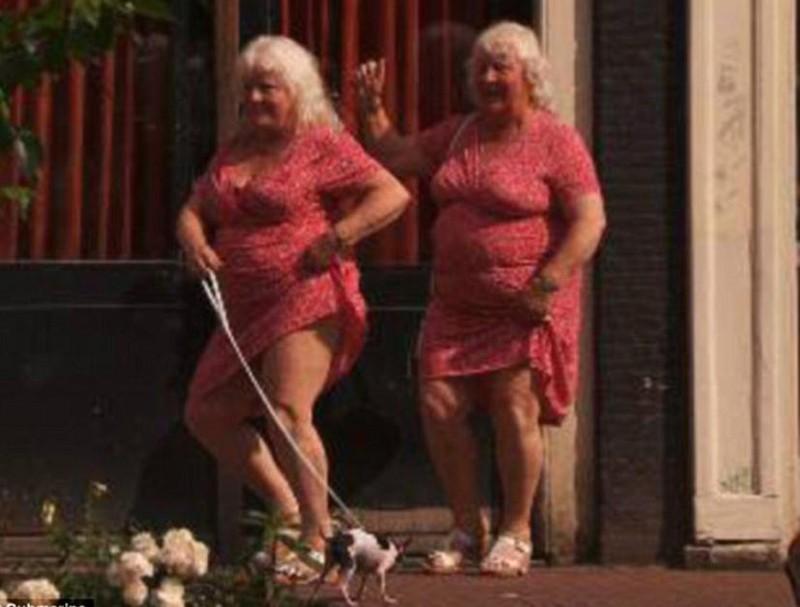 пенсия проституток в амстердаме
