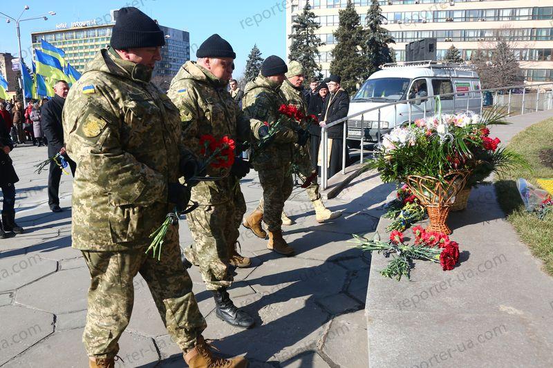 Марш памяти Небесной Сотни прошел в Харькове - Цензор.НЕТ 2640