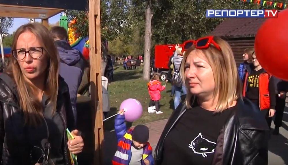Как запорожцы отнеслись к новому формату Покровской ярмарки. Видео