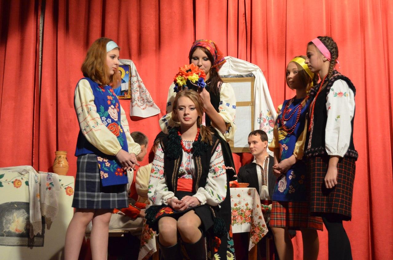 Сценарий сказки в школьном театре